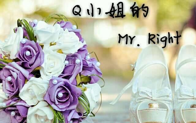 Q小姐的Mr. Right